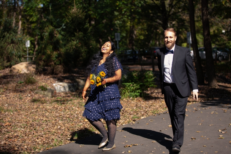 Hugh Moore Park Easton Wedding 3